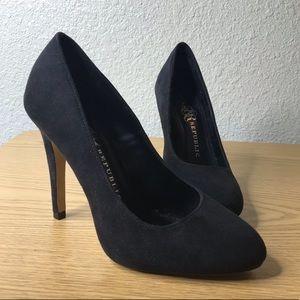 Rock & Republic Black Heels Size 6
